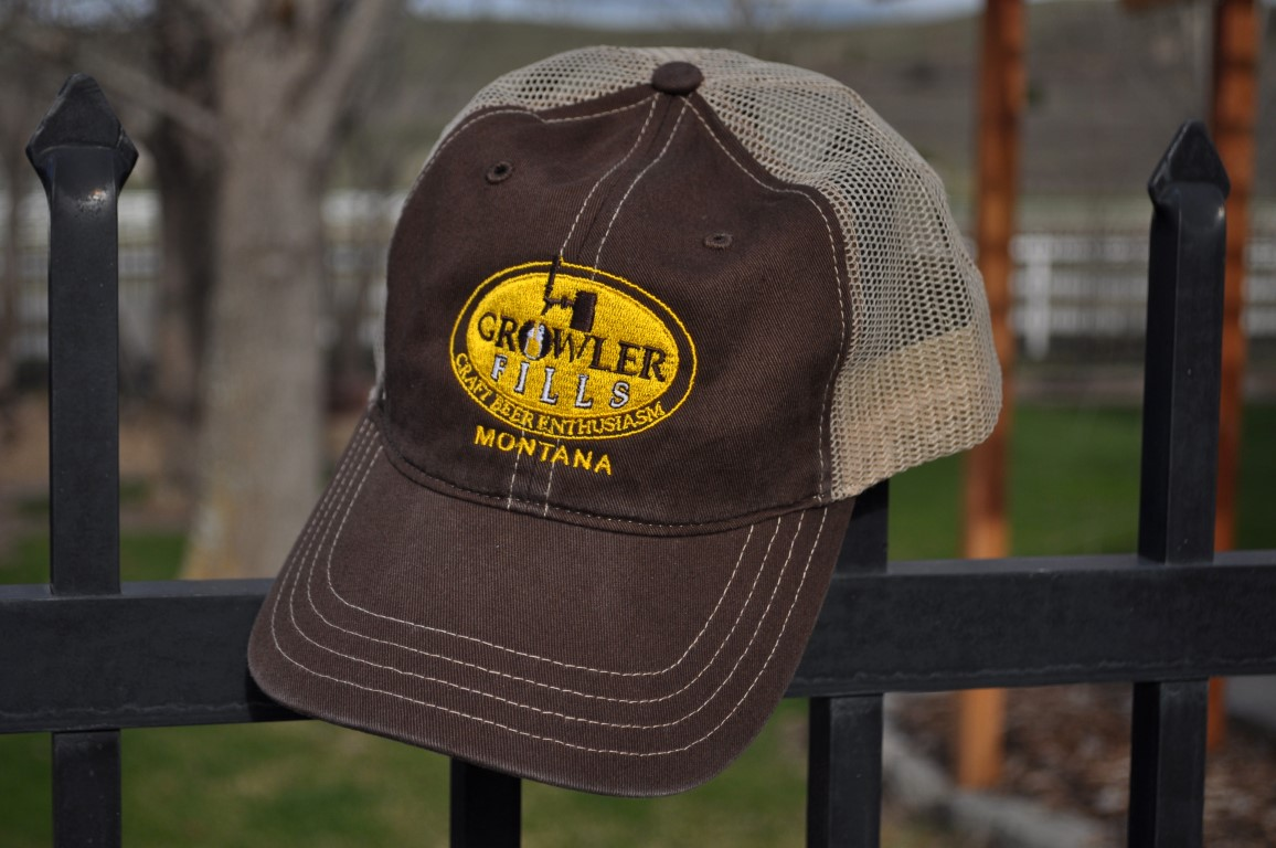 "Growler Fills ""Old Favorite"" Hat in Brown"