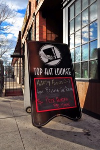 The Top Hat Lounge