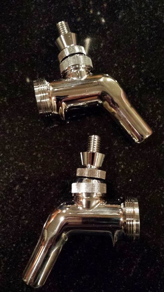 Product Review: Perlick Beer Faucet | Growler Fills | Craft Beer ...