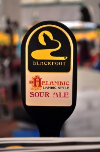 A new Blackfoot Sour Ale