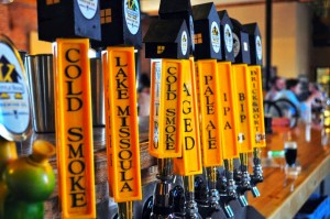 Taps at Kettlehouse's Northside Location