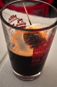 Mighty Mo Russian Imperial Stout with Marshmallow