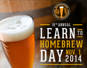 Learn to Homebrew Day Poster