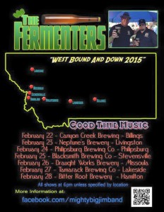 The Fermenters Poster
