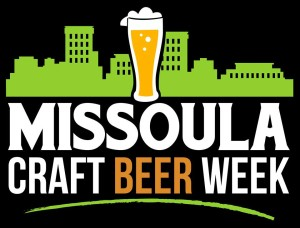 2015 Missoula Craft Beer Week Logo