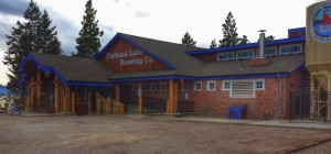 Flathead Lake Brewing Co.'s new brewery in Bigfork.
