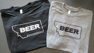 You'll find these great Montana Beer T-shirt in the Growler Fills Store by clicking on this picture.