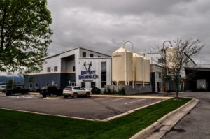 Big Sky Brewing Co. Photo Credit: Alan McCormick